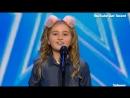 9-летняя Будущая Барбара Стрейзанд удивила жюри своим исполнением