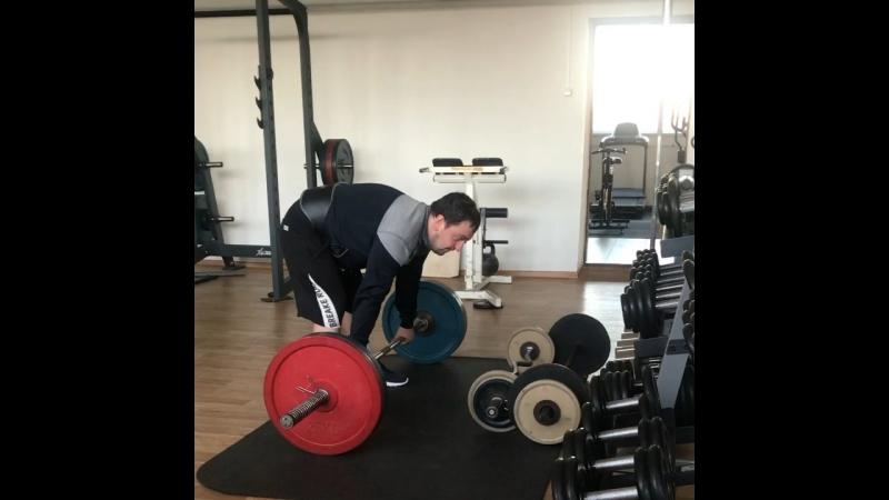 Тренажерка Становая тяга 110 кг 💪👍💪🏋🏼♂️🏋🏼♂️🏋🏼♂️