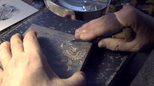 A precious asset and one master engraver