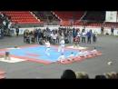 Чемпионат Европы ИКО Мацушима октябрь 2013