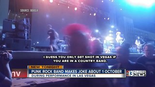 NOFX makes inappropriate joke about mass shooting