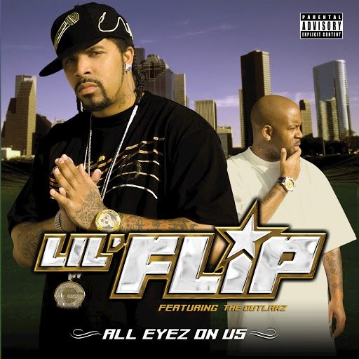 Lil' Flip альбом All Eyez on Us