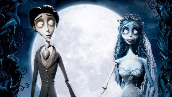 Труп невесты HD мультфильм мюзикл фэнтези драма мелодрама семейный 2005