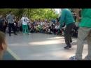 финал турнира брейк танца