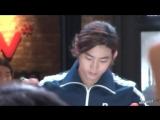120927 Reebok event opening, ending (Taecyeon)