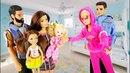ОТДАЙТЕ МОЕГО РЕБЁНКА! Мультик Барби Куклы Игрушки Для девочек Канал про Школу