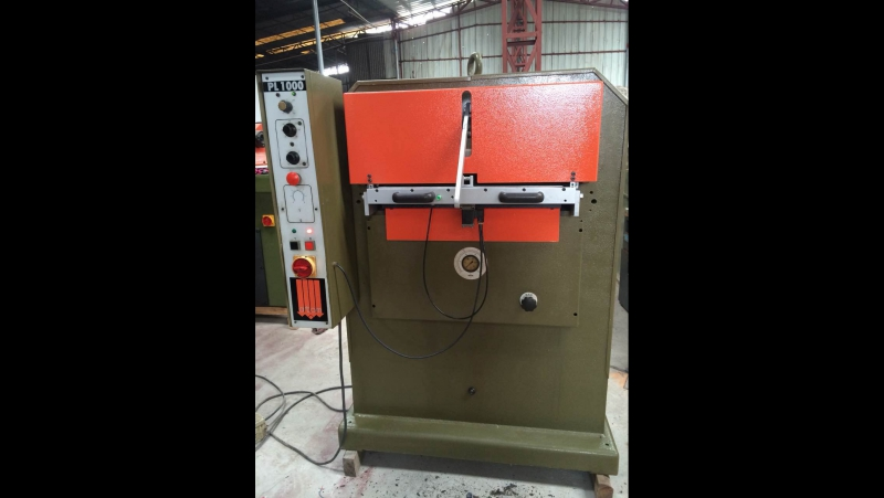 PL1000 ATOM LEATHER EMBOSSING MACHNE