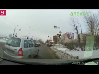 Северодвинск. Притер и смылся