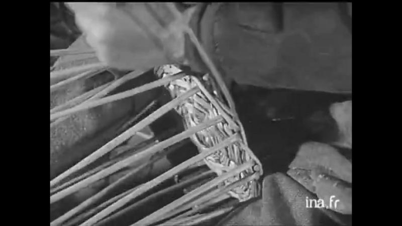 La vannerie - Vidéo Ina.fr