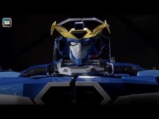 Японские инженеры построили робота-трансформера. Настоящего!