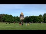 История о том, как Эдуард в Петербург ездил