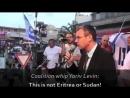 Stolz offen bekennende fordernde Rassisten Israel hohe Mauern BRD Technologie