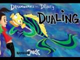Nostalgia Chick - Disney vs Dreamworks Dueling rus vo