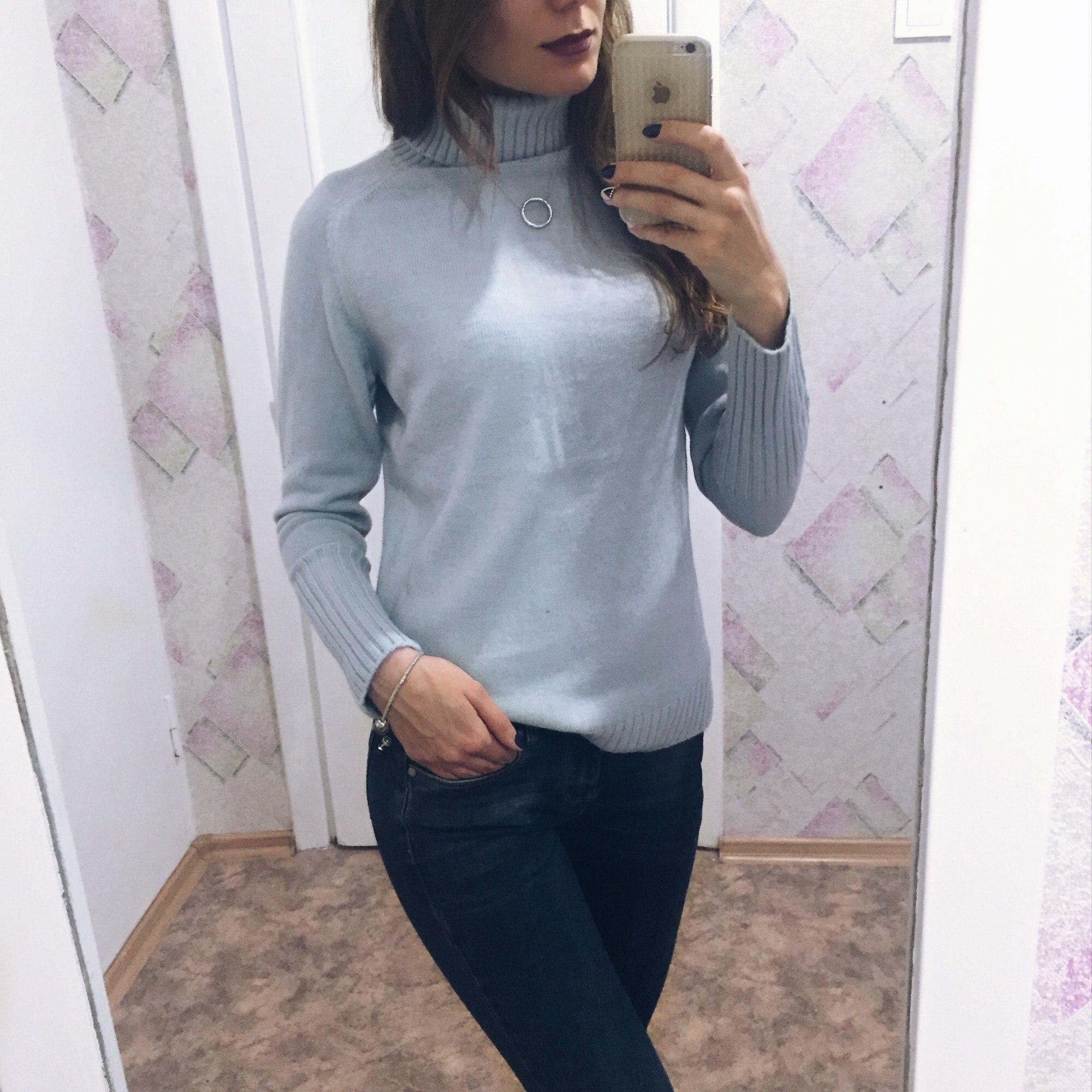 Красивый и очень теплый свитер