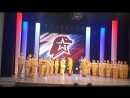Посвящение кадетов 14 школы в юнармейцев