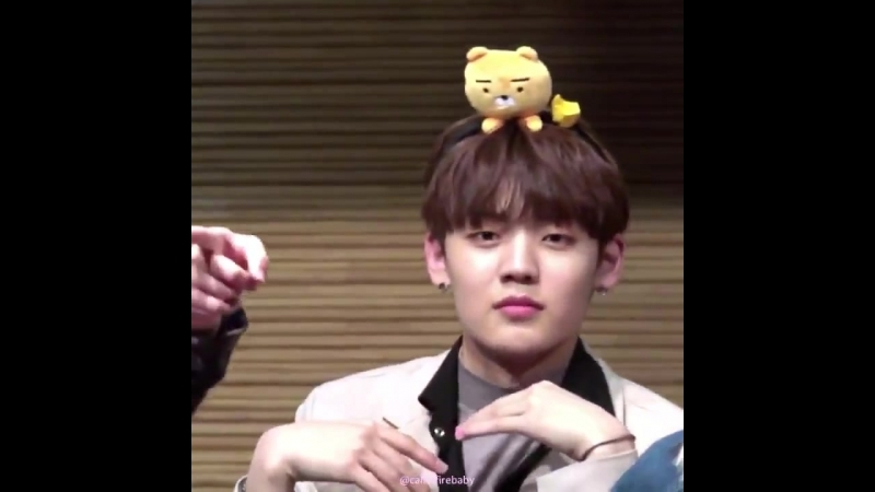 FANCAM | 06.05.18 | Chan @ UNB 10th Fansign Dong Seoul Art Hall