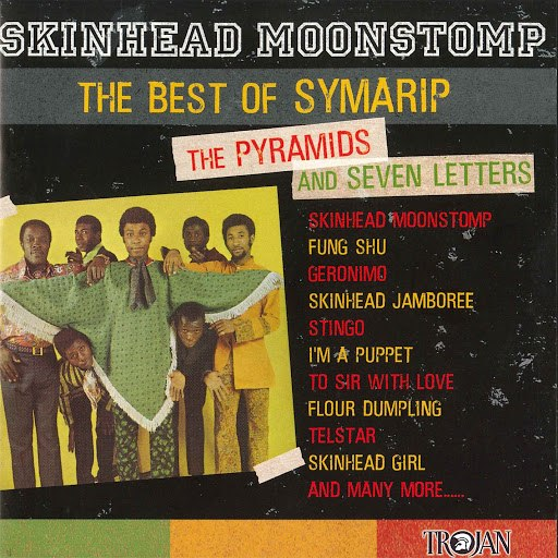 Symarip альбом The Best of Symarip, The Pyramids & Seven Letters