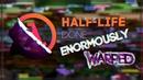 Half-Life Done Enormously Warped - Speedrun in 626 - WR