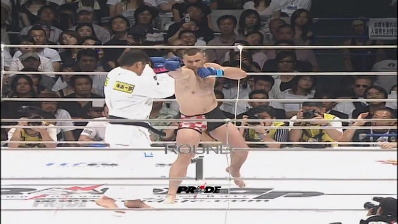 25 - 2006.07.01. - Mirko Filipovic vs. Hidehiko Yoshida [Pride FC - Critical Countdown Absolute]