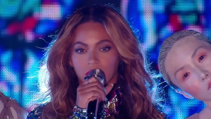 Beyoncé MTV VMAs 2014 (Full Performance)