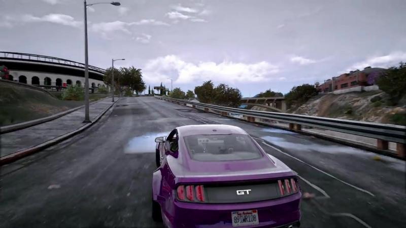 GTA 5 - Ультра графика в 4k 60 FPS