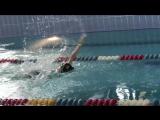 Соревнования по плаванию,H2O,кроль на спине,2 бассейна,ноябрь 2017