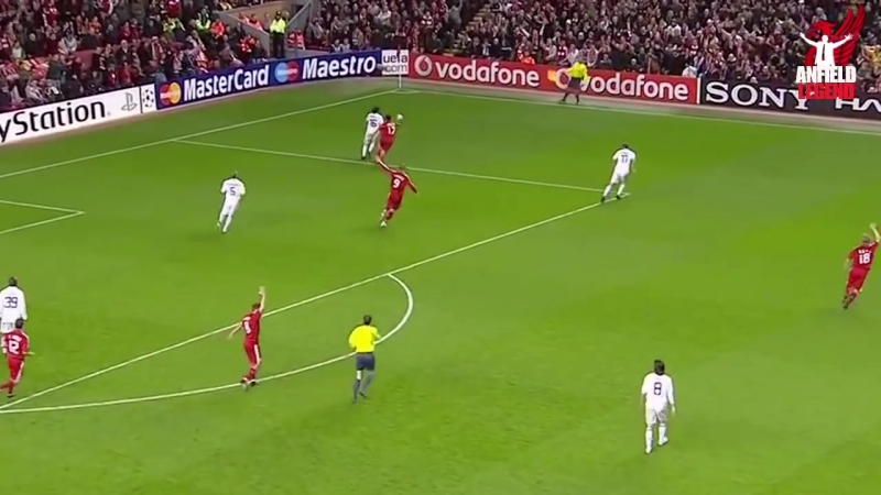 Top 10 Best European Nights at Anfield in 21st Century -HD- (1)