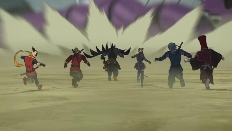 BATMAN NINJA Japanese Trailer English Subs 12 01 release