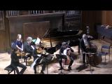 Шуберт Квинтет Форель для фортепиано, скрипки, альта, виолончели и контрабаса ля мажор, соч. 114