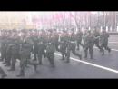 7 ноября . парад .