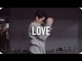 1Million dance studio Love - Keyshia Cole / Eunho Kim Choreography