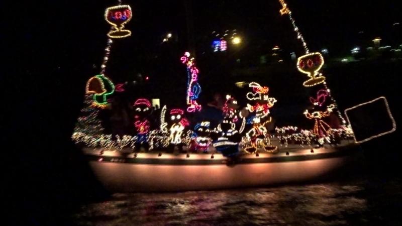 Mission Bay Boat Parade of Lights
