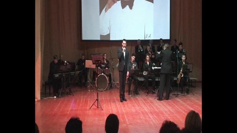 Денис Гилязов ( концерт, посвященный М. Магомаеву) - Королева Красоты