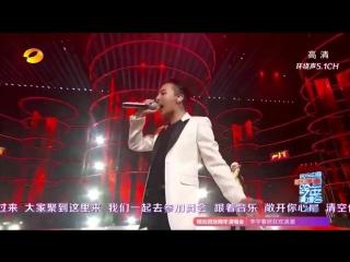 (рус.саб) BIGBANG full cut - Hunan TV New Years eve 151231