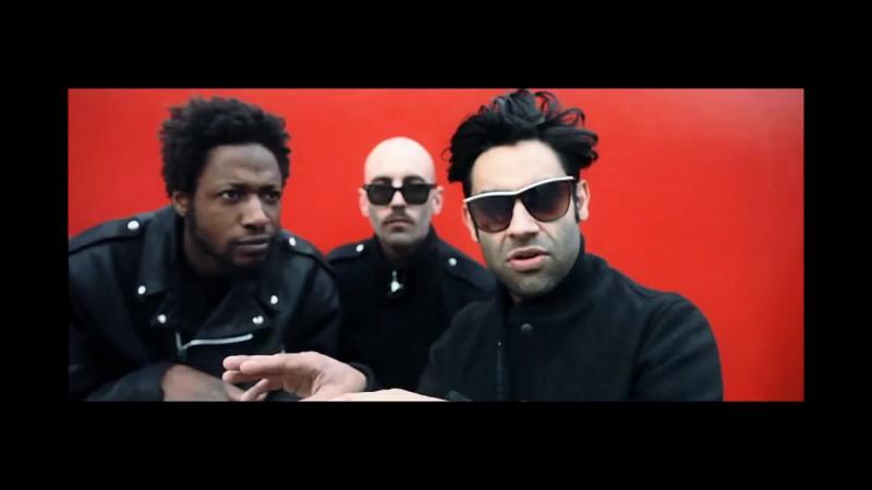 Grems ft Foreign beggars Brokabilly Machinedrum remix
