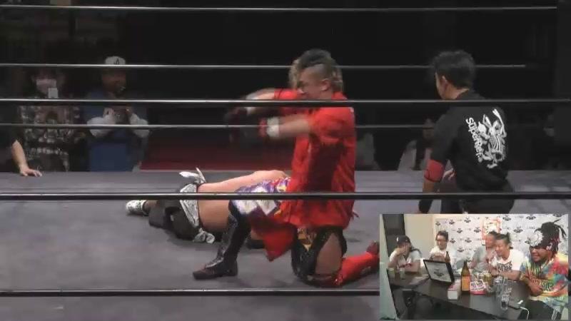 Naoki Tanizaki vs. YASSHI (Dove Pro - A New Rebel in Tokyo)