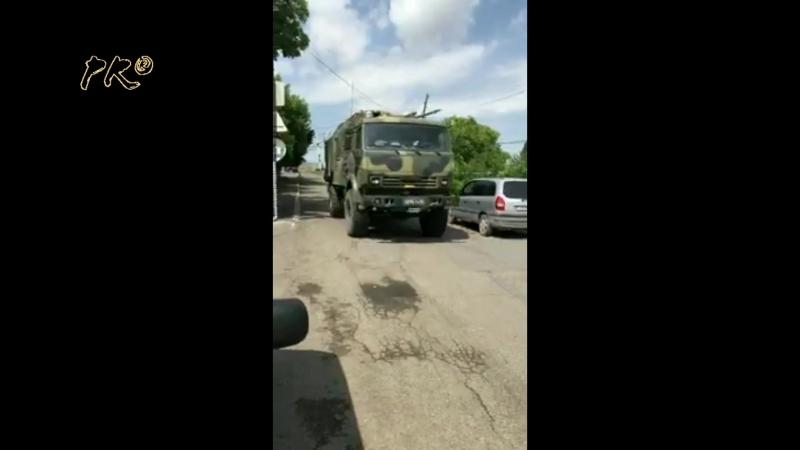 «Война!». Инцидент в деревне Паник