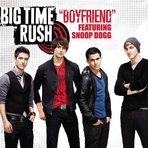 Big Time Rush альбом Boyfriend