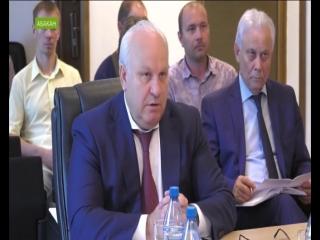 Хакасия рассчитывается с долгами за счет налогов Эдуарда Худайнатова