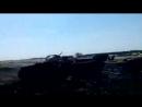 Ukrainskaya 72 ya brigada posle obstrela GRADom so storony Rossii