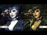 Batman Return to Arkham - PS3 vs PS4 Comparison