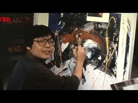 Выставка произведений иллюстратора комиксов Чжэн Вэня