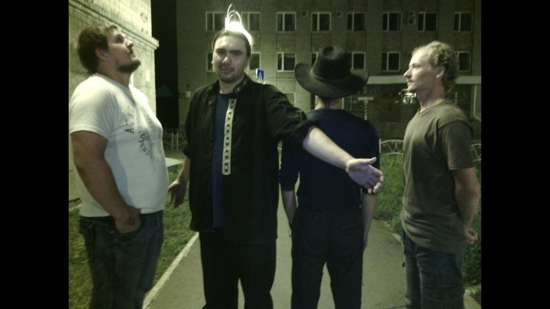 Old Pickup (концертный тур по Красноярскому краю)