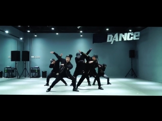 Boy story - can't stop (dance practice)