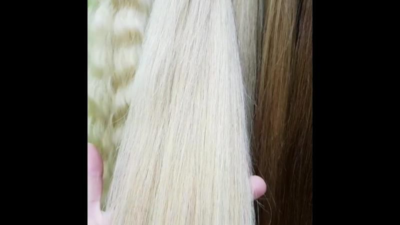 южнорусские волосы