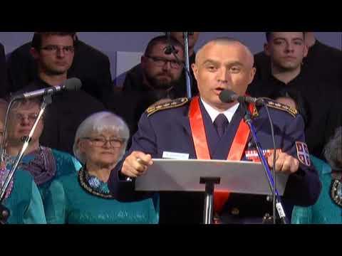 Vojska Srbije- Govor generala Simovića - Vidovdan