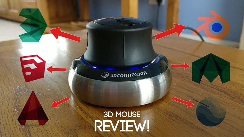 3D Mouse - Space Navigator by 3D Connexion Review
