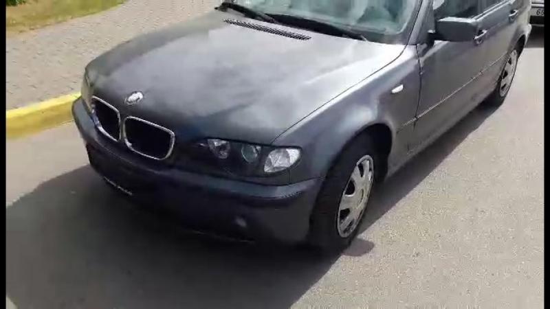 BMW для клієнта