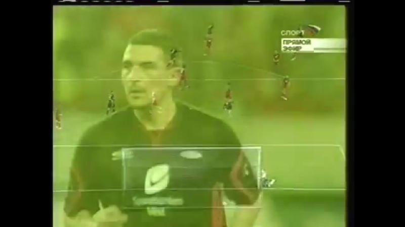 Кубок УЕФА 2005/06. Локомотив (Россия) - Бранн (Норвегия) - 3:2 (0:1)