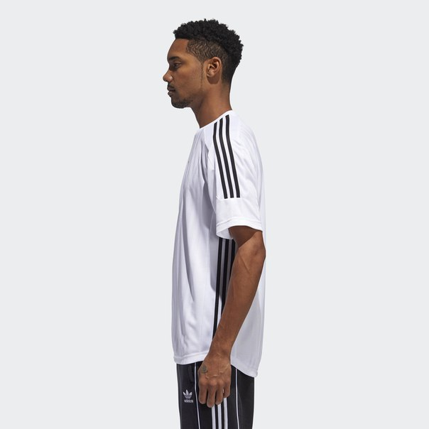 Футболка 3-Stripes Jacquard